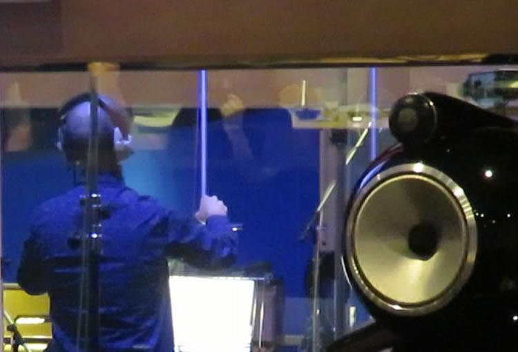 Sam Wedgwood Music Composer at Abbey Road Studios London England